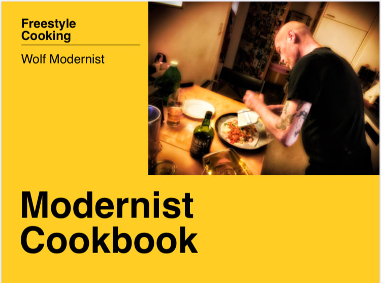 Modernist Cookbook